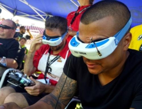 Nouveau sport : les courses de drones